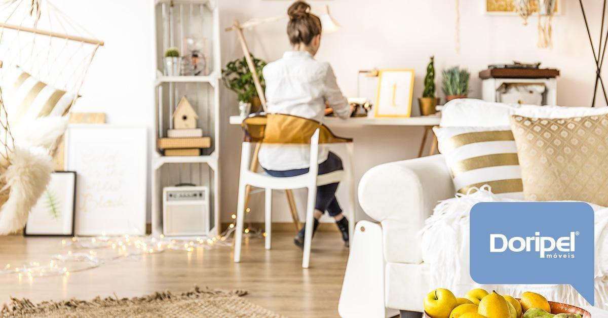 4 dicas de decoração para apartamento pequeno