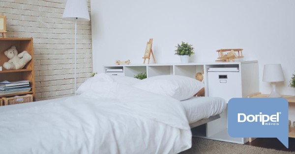 5 inspirações para montar um quarto de casal pequeno