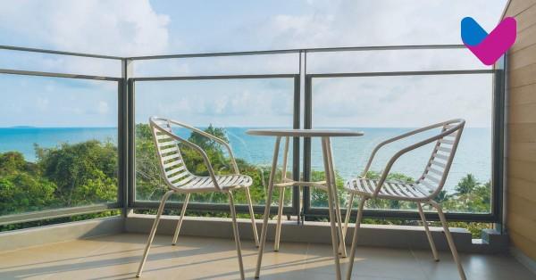 Como aproveitar melhor a varanda ou terraço do seu apartamento